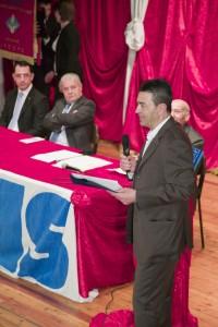 Il direttore sanitario Dott. Mauro Serpa