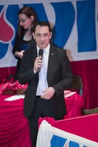 Il neo VicePresidente Proviniciale Gabriel Usai